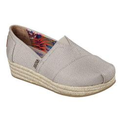 Women's Skechers Highlights High Jinx Alpargata Taupe