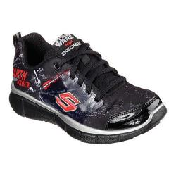 Children's Skechers Star Wars Equalizer Megasonic Sneaker Black/Red