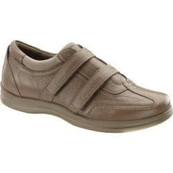 Women's Apex Carla Dual Strap Shoe Tan Full Grain Leather