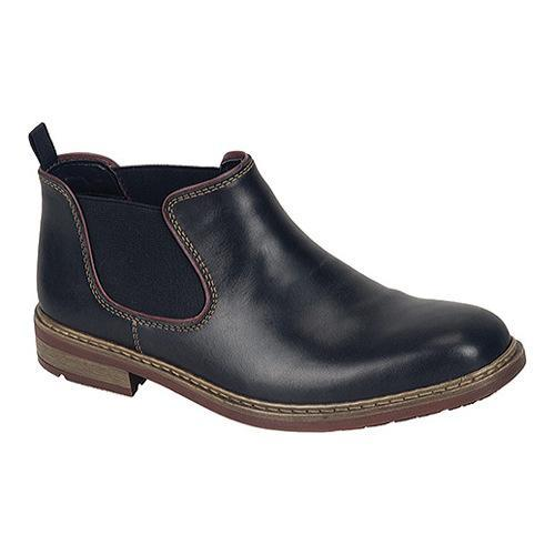 b42d8b6be1633 Shop Men's Rieker-Antistress B1282 Boot Black/Bordeaux Leather - Free  Shipping Today - Overstock - 10814976