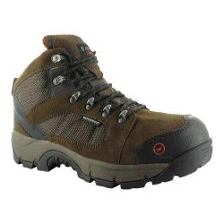 Men's Hi-Tec Borah Pro Mid I Waterproof CT Boot Chocolate