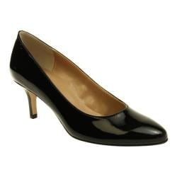 Women's VANELi Laureen Pump Black Patent