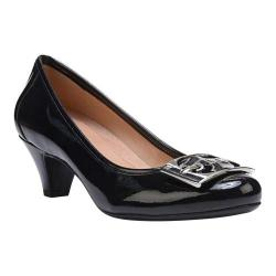 Women's Naturalizer Sharon Pump Black Shiny Harris Polyurethane