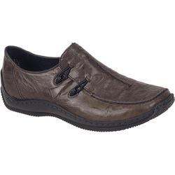 Women's Rieker-Antistress Celia 51 Mud Leather Leather