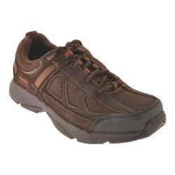 Men's Rockport Rock Cove Lace Up Pinecone Suede