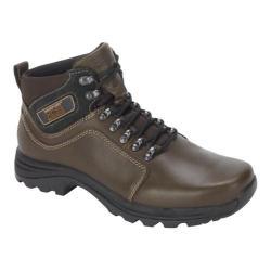 Men's Rockport Elkhart Dark Brown Leather
