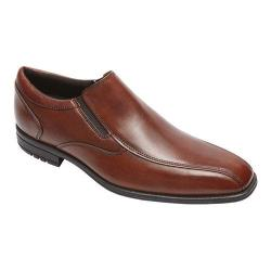 Men's Rockport Fairwood Fassler Slip On New Brown Leather