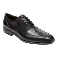 Men's Rockport Fairwood Macudam Lace Black Leather