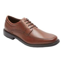 Men's Rockport Style Leader 2 Apron Toe Tan II Leather