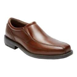 Men's Rockport Style Leader 2 Bike Slip On Tan II Leather|https://ak1.ostkcdn.com/images/products/95/979/P17921088.jpg?impolicy=medium