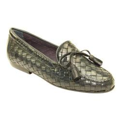 Women's Sesto Meucci Neda Loafer Navy Stained Calf
