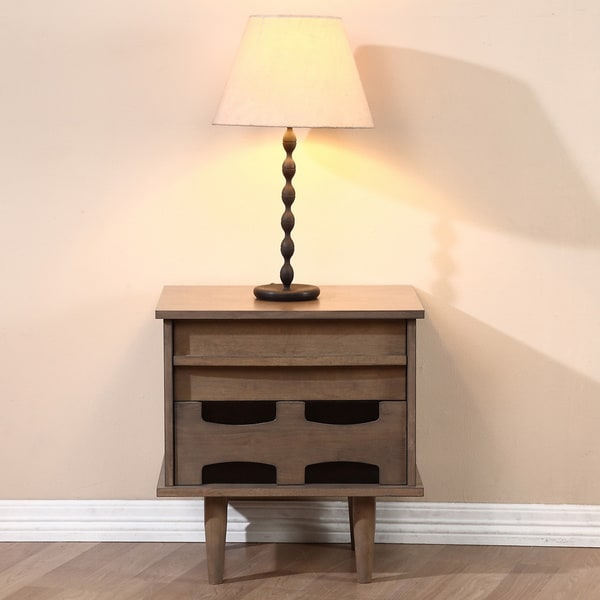 Carson Carrington Vanda 2-drawer Night Stand