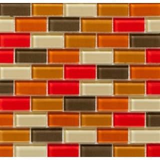 Martini Mosaic Essen Mediterranean Sun 11.75x11.75-inch Tile (Set of 10 Sheets)