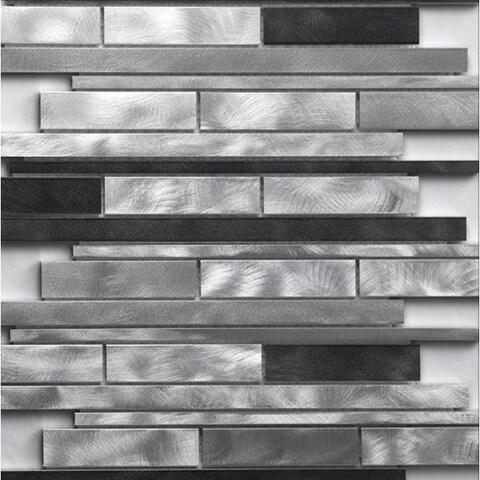 Martini Mosaic Strada Platinum Brush (Set of 7)
