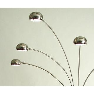 Mushroom 5-light Halogen Arc