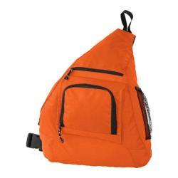 Mercury Luggage Burnt Orange Sling Backpack