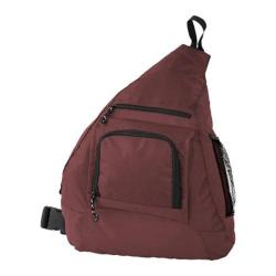 Mercury Maroon Sling Backpack