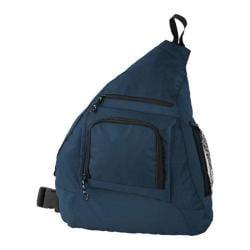 Mercury Luggage Midnight Blue Sling Backpack