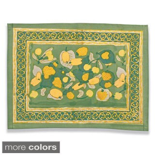 Couleur Nature Fruit Placemats (Set of 6)