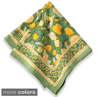 Couleur Nature Fruit Napkins (Set of 6) (2 options available)