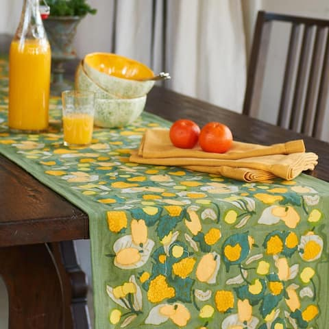 Couleur Nature Fruit Table Runner