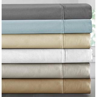 Luxury 1000 Thread Count Deep Pocket Cotton Rich Bed Sheet Set