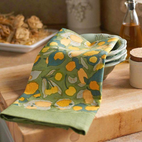Dish Towel Sale: Shop Couleur Nature Fruit Tea Towels (Set Of 3)