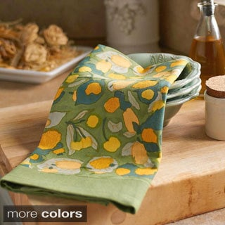 Couleur Nature Fruit Tea Towels (Set of 3)