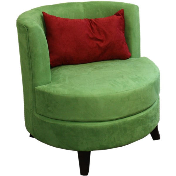 Merveilleux Mint Green Accent Chair