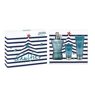 Jean Paul Gaultier Le Male Men's 3-piece Fragrance Set