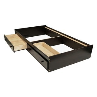 Kansas Twin Size Platform Storage Bed