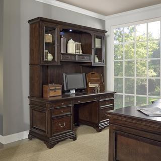 Drake 74-inch Credenza and Hutch