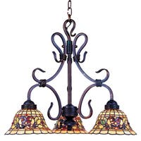 Elk Lighting Buckingham 3-light Chandelier