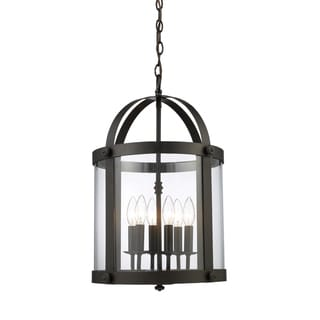 Elk Lighting Chesapeake 6-light Oiled Bronze Lantern