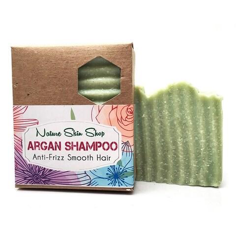 Moroccan Argan Smooth Hair 4.5-ounce Shampoo Bar