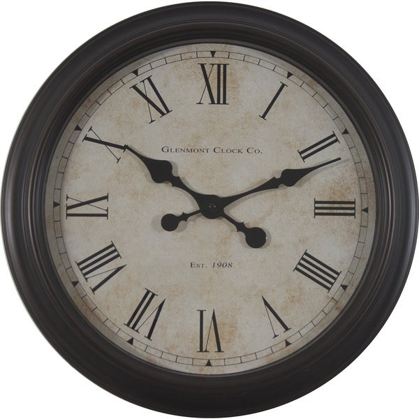 Shop 18 Quot Global Glenmont Clock Free Shipping On Orders