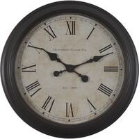 "18"" Global Glenmont Clock"