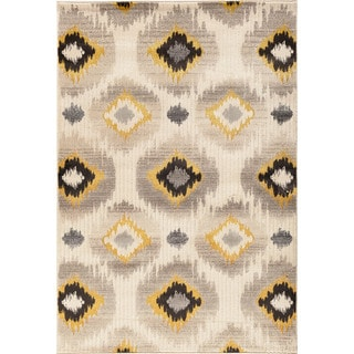 Somette Paris Citron Micah Pearl Area Rug (7'10 x 9'10)