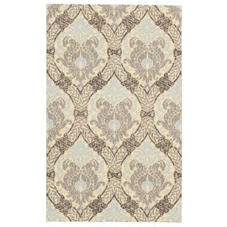 Waverly Treasures Dress Up Damask Birch Area Rug by Nourison (2'2 x 3'9)