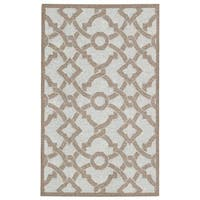 Waverly Treasures Artistic Twist Early Grey Area Rug by Nourison (8' x 10')