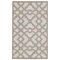 Waverly Treasures Artistic Twist Early Grey Area Rug by Nourison - 4' x 6'