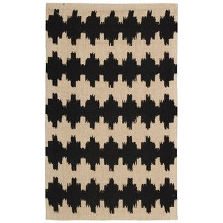 Waverly Color Motion Brushworks Licorice Area Rug by Nourison (2'3 x 3'9)