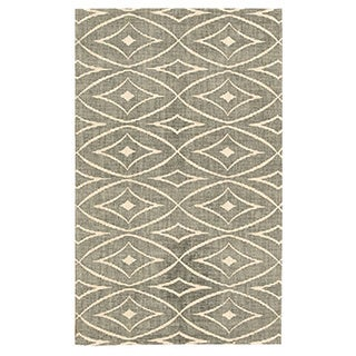 Waverly Color Motion Centro Stone Area Rug by Nourison (2'3 x 3'9)