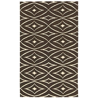 Waverly Color Motion Centro Walnut Area Rug by Nourison (2'3 x 3'9)