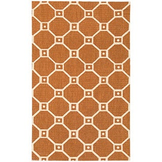 Waverly Color Motion Ferris Wheel Nectar Area Rug by Nourison (2'3 x 3'9)