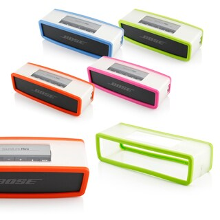 Gearonic TPU Soft Case Cover for Bose SoundLink Min Bluetooth Speaker
