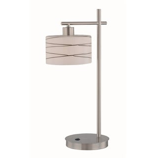 Lite Source Lenza 1-light Table Lamp Polished Steel