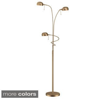 Lite Source Denzel 3-light Floor Lamp