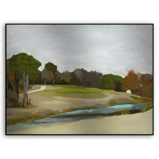 Gallery Direct M. Drake's 'Fairway II' Metal Art