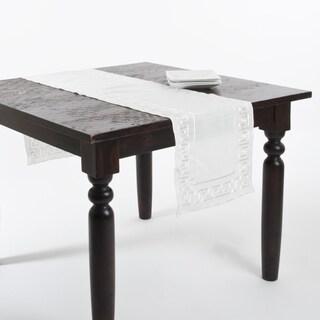 Greek Key Design Table Runner or Tablecloth